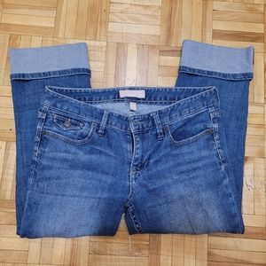 Banana Republic crop jeans
